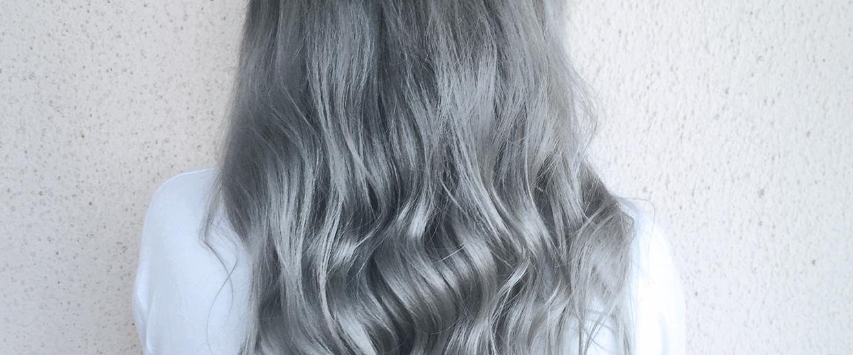 Silver is the n…¿Qué te has hecho en el pelo?
