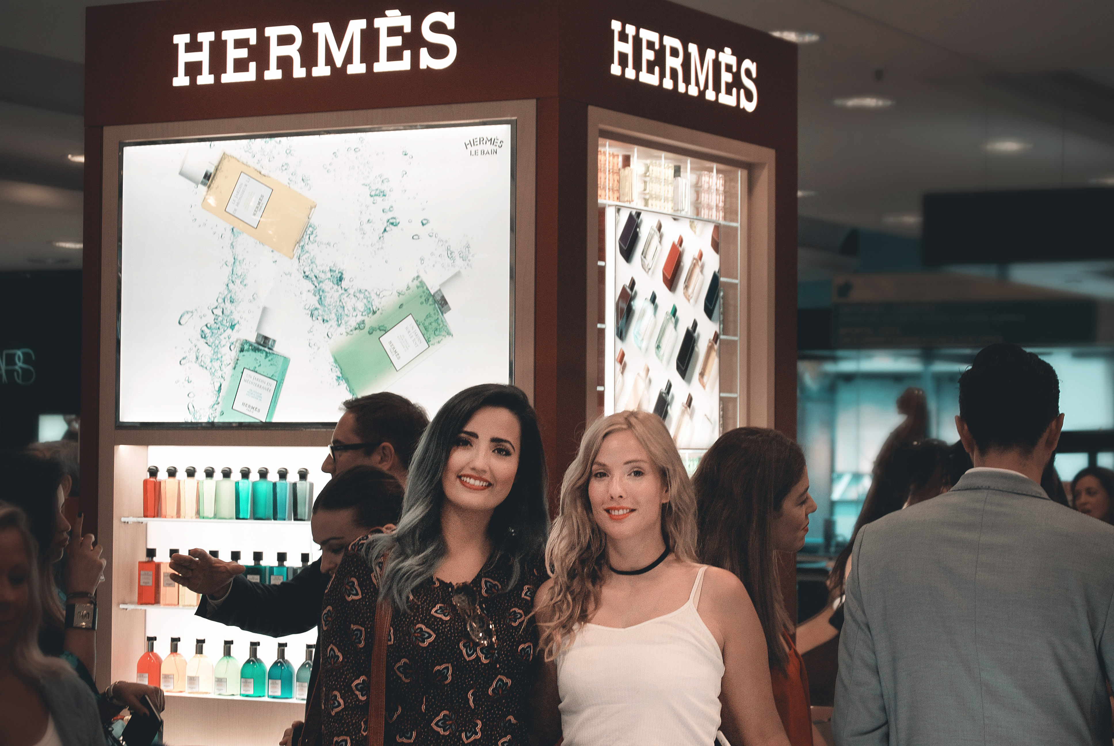 ¿A qué huele Hermes?