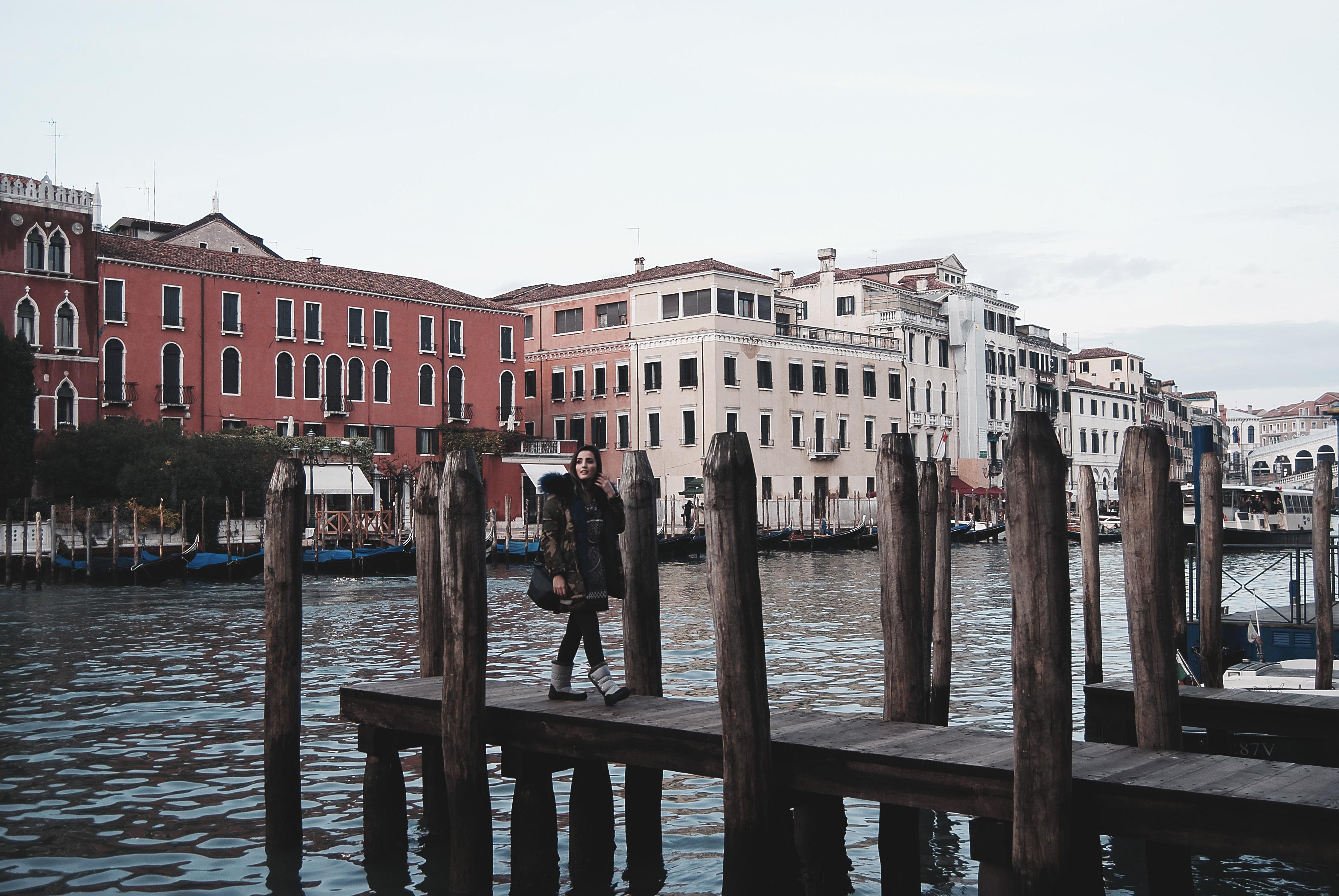 24 horas de escapada en Venecia